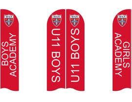 Nro 4 kilpailuun Design a Soccer Field Flag käyttäjältä IonelCristian