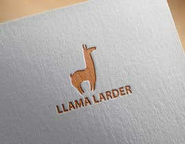 nº 79 pour Design a Logo with a Llama par Aahianas