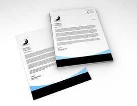 nº 24 pour business letter and card design par airasel