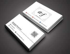 #156 for Design some Business Cards by RohanPro