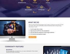 nº 14 pour Design and website Mockup par WebCraft111