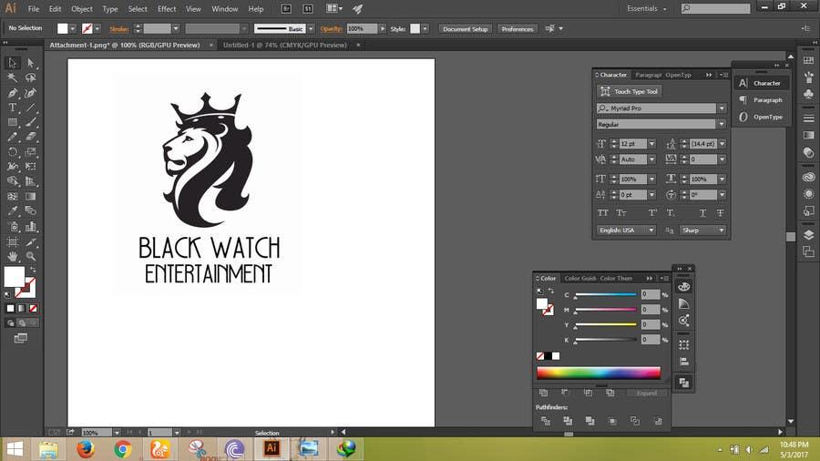 Contest Entry #6 for Design a Logo