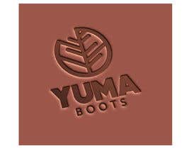 #46 for Diseña el Logotipo de mi marca de Botas - Design the logo for my boots brand by jagc01