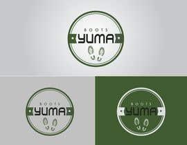 nº 76 pour Diseña el Logotipo de mi marca de Botas - Design the logo for my boots brand par MouseyPouncey