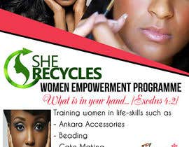 #5 for FLyer design for women empowerment by maidang34