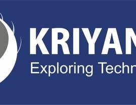 #40 para Design a Logo for kriyance por Jackie2110