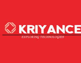 #44 para Design a Logo for kriyance por soumalyade