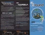 Graphic Design Konkurrenceindlæg #8 for Design a Brochure for iHound