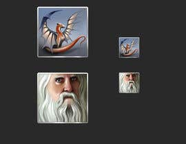 #17 for RPG App Icons by Ingun