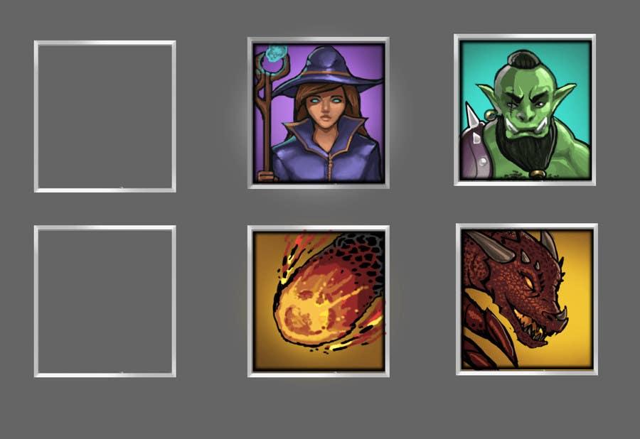 Proposition n°3 du concours RPG App Icons