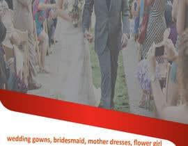 nº 10 pour Advertise bridal consignment business par MohamnedAdeL