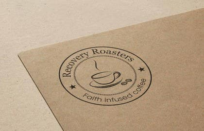 #34 for Logo. Recovery roasters by jetsetter8
