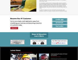#5 for Design a Website Mockup for Oil and Gas Company by bestwebthemes