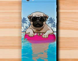 #17 for Swimming Pug Illustration Required by arzart