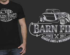 nº 15 pour t-shirt design for classic car and motorcycle restoration brand par cjaraque