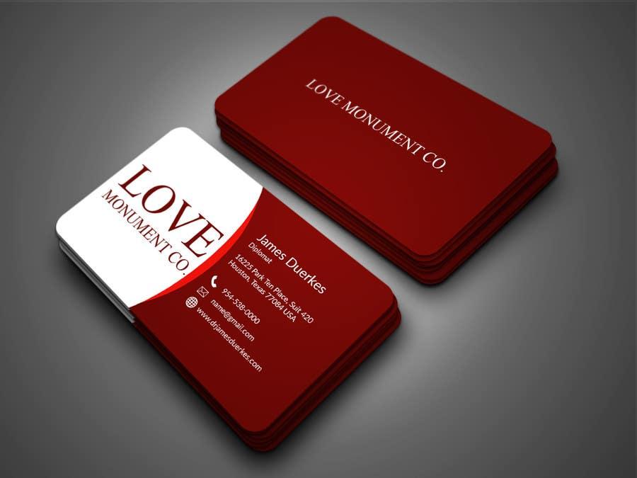 Proposition n°10 du concours Business Card Layout