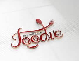 #95 for Foodie Logo Design by TATHAE