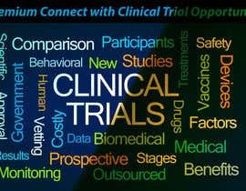 nº 3 pour Design a banner for clinical research web app par ammanyousuf