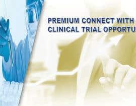 Nro 4 kilpailuun Design a banner for clinical research web app käyttäjältä MirzaMusic1996