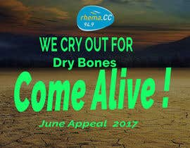 #12 for Dry Bones Web Banner by sharpensolutions