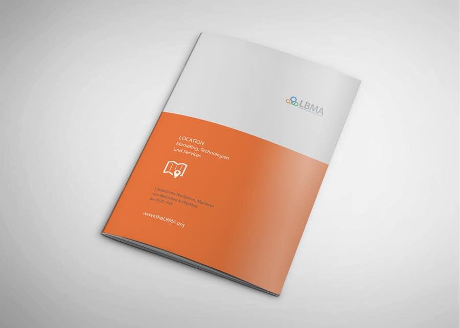 Entry #5 by pollyatanassova for Design einer Broschüre 6 Seiten A4 ...