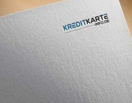 #56 for Logo for kreditkarte-info.de by DESIGNASTUDIO0