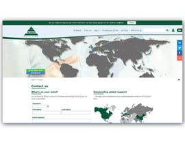 #4 for World map for website by Zdenno