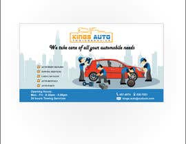 #38 for King's Auto Facebook Ad Banner by royalbd77