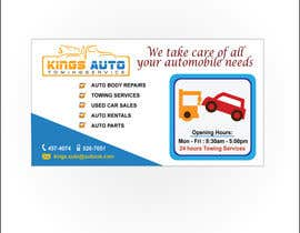 #41 for King's Auto Facebook Ad Banner by royalbd77