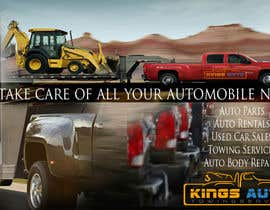 #1 for King's Auto Facebook Ad Banner by adminenc