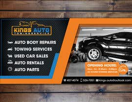 #16 for King's Auto Facebook Ad Banner by himali1988