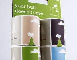 #20 for Toilet Paper Packaging by ghielzact