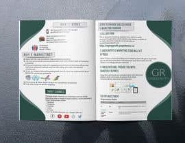 Nro 4 kilpailuun Brand/Design a Brochure käyttäjältä ROCKdesignBD
