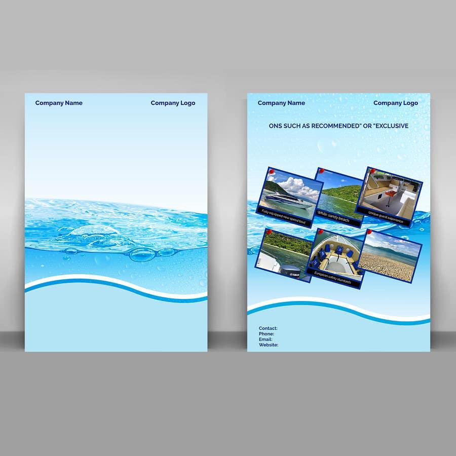 Kilpailutyö #                                        7                                      kilpailussa                                         Design a Brochure A4