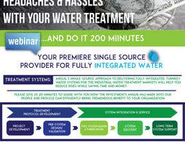 #9 for 1 Page Brochure_Water Treatment by ahmedhanyelgamal