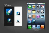 Graphic Design Inscrição do Concurso Nº73 para Icon or Button Design for iSonographer Iphone App