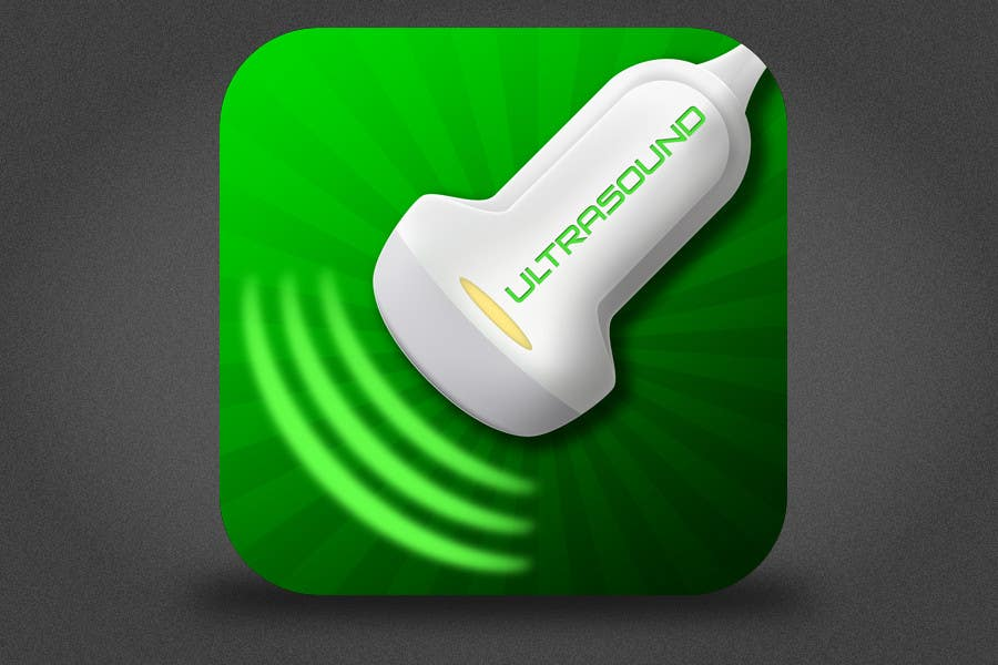 Contest Entry #76 for Icon or Button Design for iSonographer Iphone App