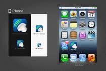 Graphic Design Inscrição do Concurso Nº72 para Icon or Button Design for iSonographer Iphone App