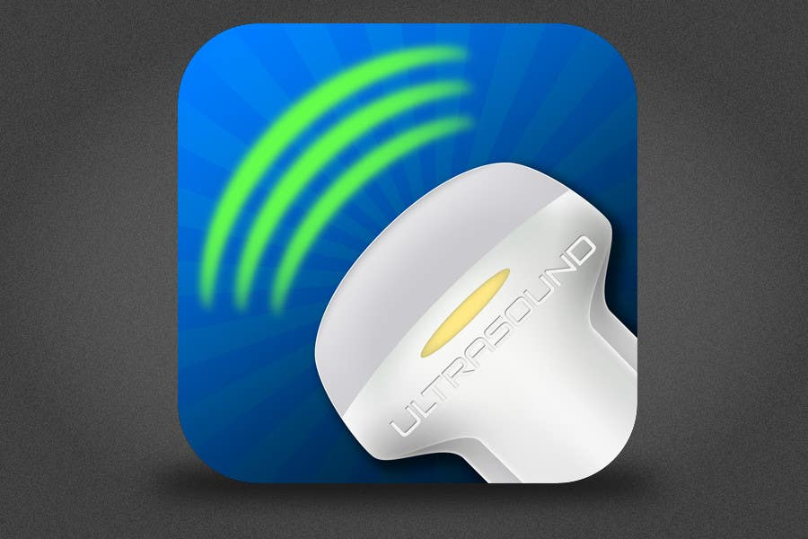 Contest Entry #71 for Icon or Button Design for iSonographer Iphone App