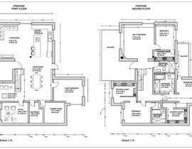 #25 for House plan distribution by Ortimi2020