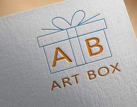 #40 for Design a Logo - ART BOX by RafeursDesign