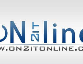 #29 cho Logo Design for on2itonline bởi abcreno300