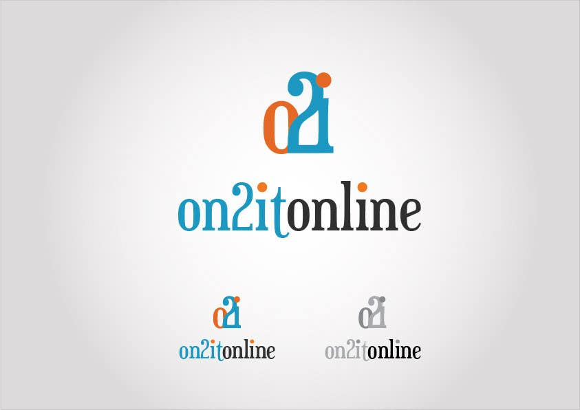 Bài tham dự cuộc thi #76 cho Logo Design for on2itonline