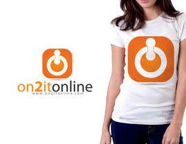 #50 para Logo Design for on2itonline por csdesign78