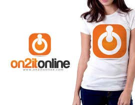 nº 51 pour Logo Design for on2itonline par csdesign78