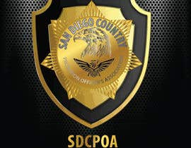 nº 87 pour Design a Logo for the SDCPOA the San Diego County Probation Officers Association par eng35