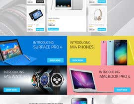 #32 for Re-design teh layout to our website homepage by sasiulian