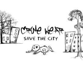 #6 for Design a T-Shirt_Crime_Wear (save the city)v1 by anieshiaka