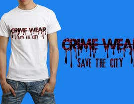 #99 for Design a T-Shirt_Crime_Wear (save the city)v1 by anieshiaka