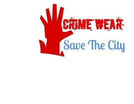 #100 for Design a T-Shirt_Crime_Wear (save the city)v1 by RafeursDesign